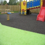 Children's Play Area Surface in Abbots Morton 12