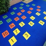 Playground Surface Flooring in Banbridge 1