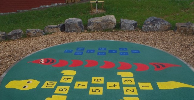 Wetpour Playground Surfacing in Achnasheen/Achadh na Sine