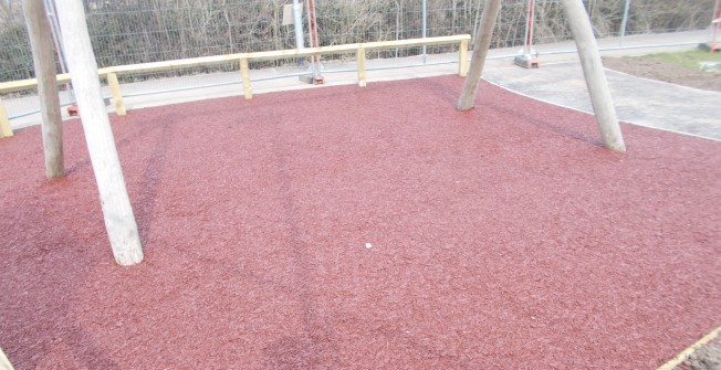 Safe Rubber Mulch in Newry and Mourne
